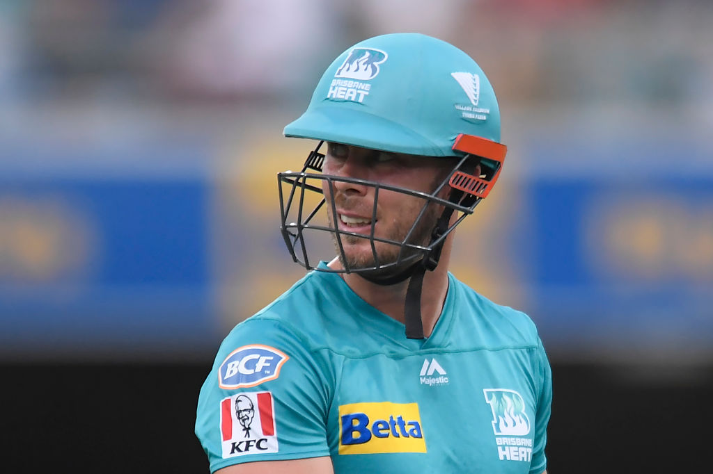 Article image for 'It's time for cricket to shine': Chris Lynn keen for Big Bash after hotel quarantine