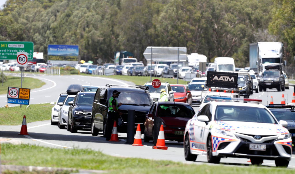 Article image for How to cross the NSW-QLD border after closures