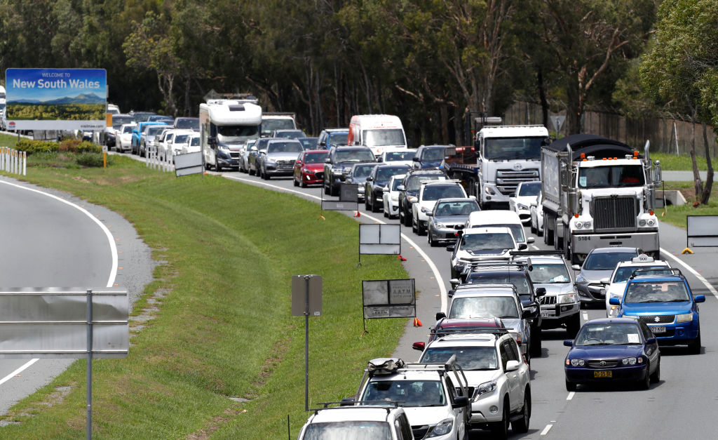 Queensland's border closures to greater Sydney could expand