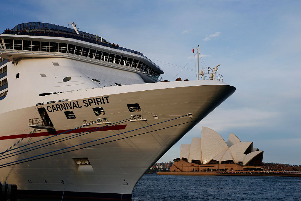 Article image for Cruise bookings surge amid bold plan for relaunch