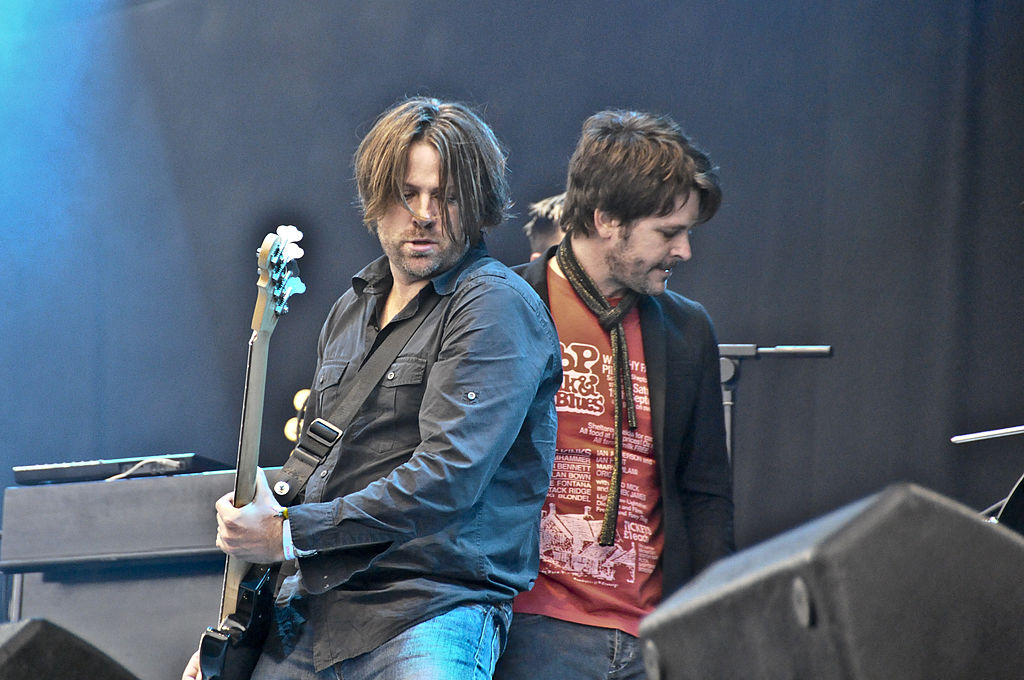 Article image for Powderfinger's John Collins sets record straight on state of music industry