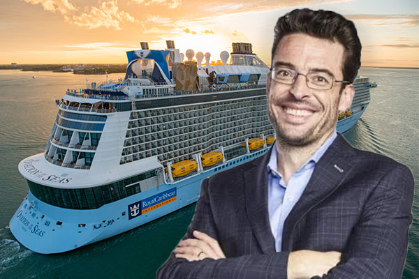 Article image for 'I'm all fired up about it!': Why Joe Hildebrand says the ban on cruises is 'insane'