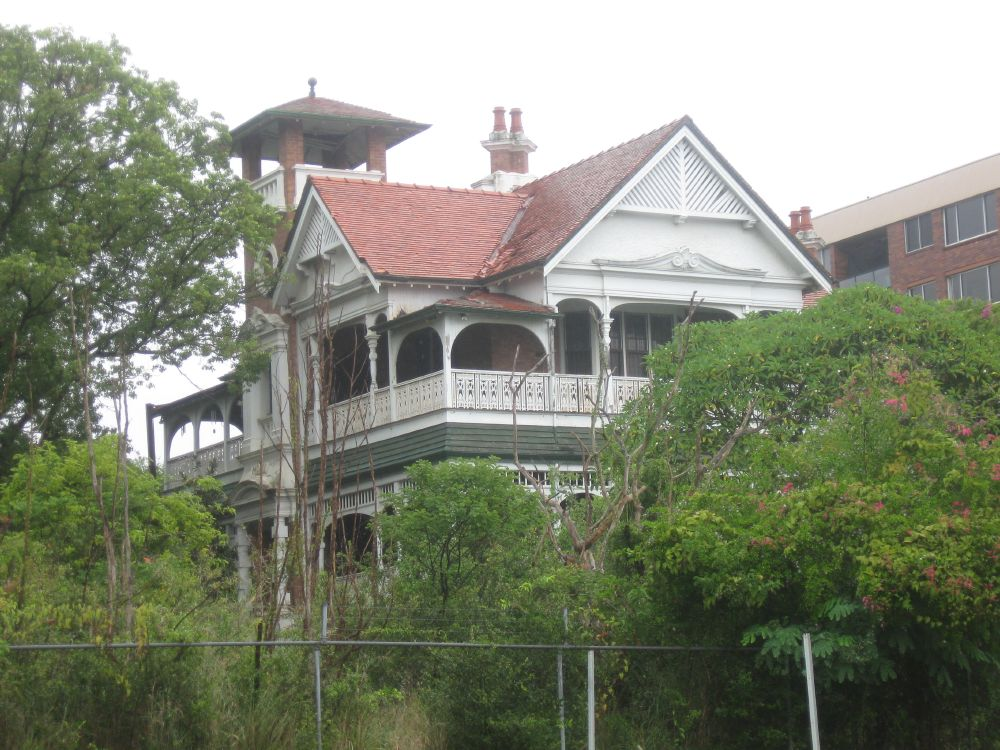 Article image for 'It needs to be saved': Council intends to seize derelict heritage house