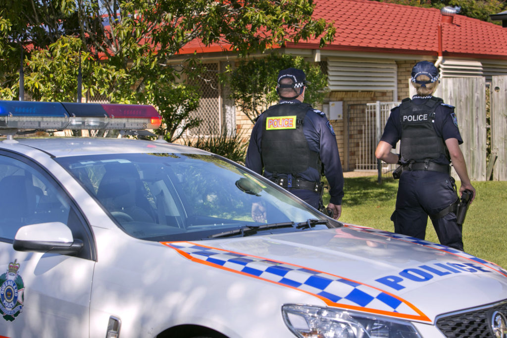 Five charged as quarantine compliance checks amp up