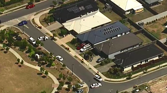 Article image for Woman shot in violent home invasion north of Brisbane