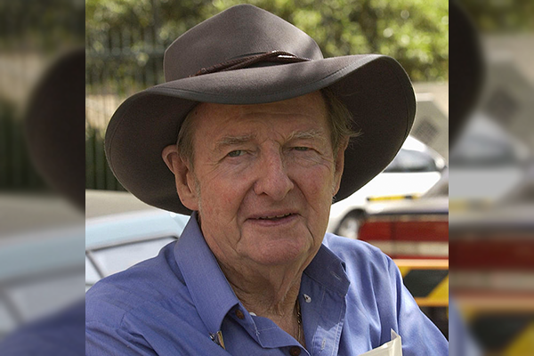 Article image for Slim Dusty documentary drops just in time for Christmas