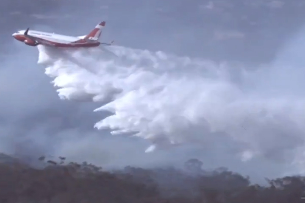 Government snubs Aussie 'angels of the sky'