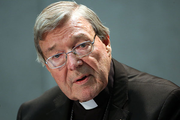 Article image for Is there truth to George Pell's claims the Vatican planned to 'destroy' him?