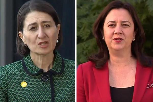 'We're bigger than that': LNP Leader slams Premier's border feud