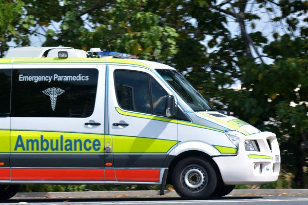 Opposition says ambulance wait times have blown out