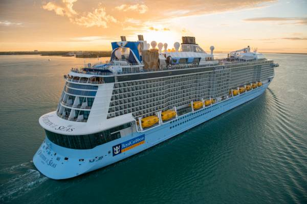 Article image for Flight Centre boss says cruise ban defies 'logic and science'