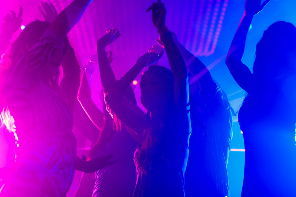 After 10 months, Queenslanders can finally dance again