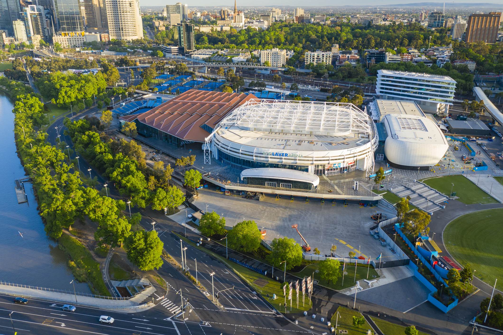 Article image for 'It's been noticed': Australian Open tournament a 'huge success' internationally