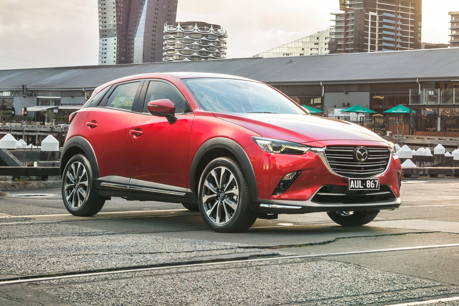 Mazda updates two of its SUV's for 2021