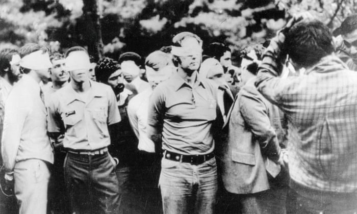 1981 Iranian hostage crisis revisited