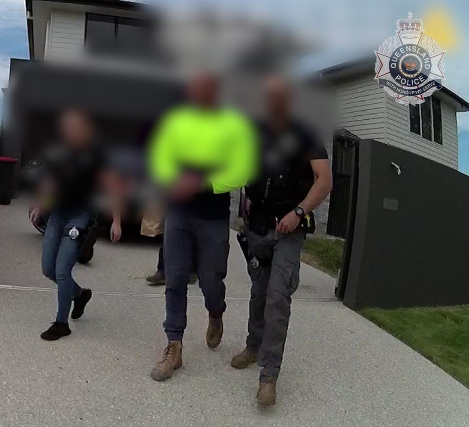 Article image for Bikies arrested for public violence at Brisbane restaurant