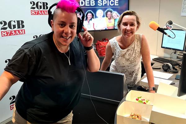 Friday Food: Aussie Desserts with Anna Polyviou