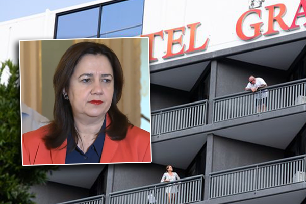 Premier called to 'admit' quarantine failings