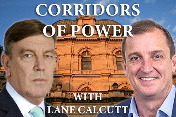 Corridors of Power with Lane Calcutt
