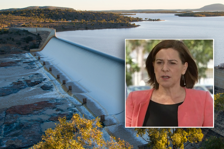 Article image for 'Get it done': Government urged to approve water infrastructure