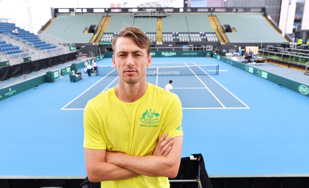 Article image for John Millman explains why he wants to get back into quarantine