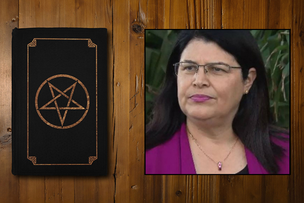Article image for Education Minister pressed to allow Satanist religious instruction in schools