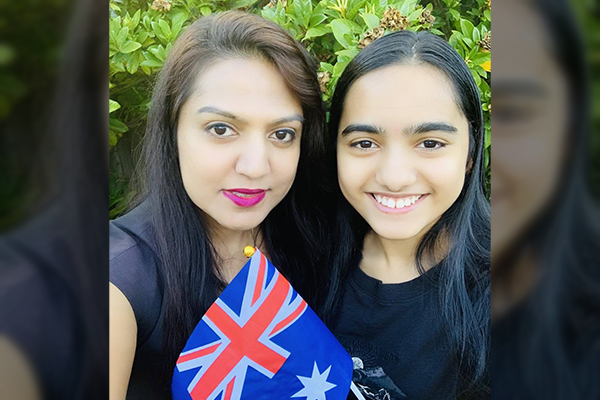 New citizens embrace 'privilege' of becoming Australian