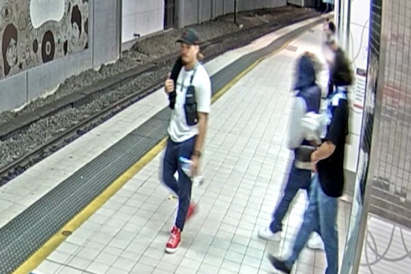 Article image for Fortitude Valley CCTV footage released in search for sexual assault lead