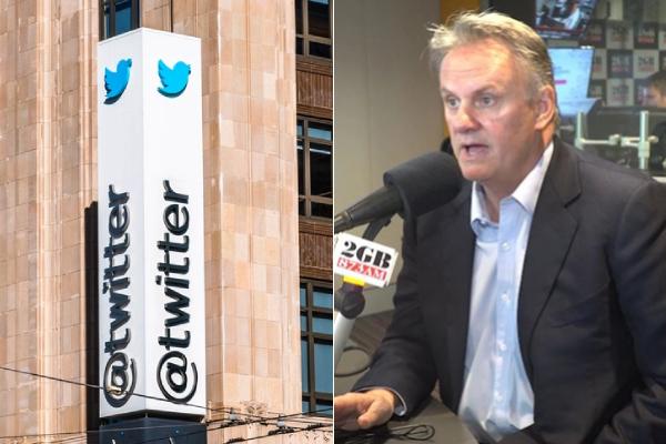 'Information technology dictatorship': One Nation leader condemns Twitter deplatforming