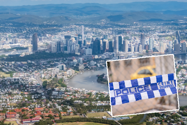 Brisbane's top suburbs for crime and what it means