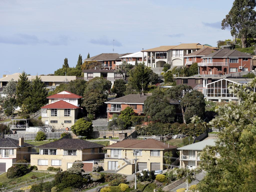 Buyers head for the hills