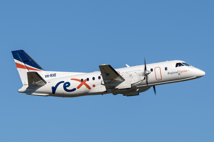 Rex to employ hundreds of redundant air crew in pursuit of 'the golden triangle'