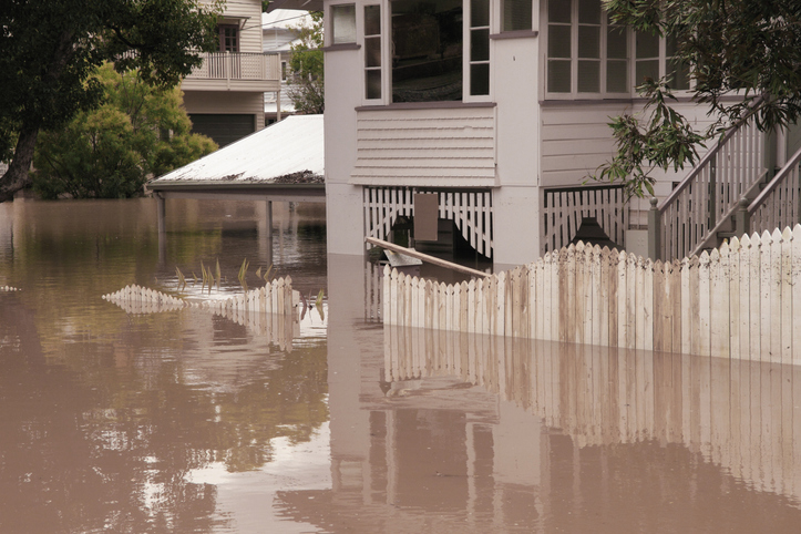 Article image for Resident recalls 'heartbreaking' loss in 2011 floods, 10 years on