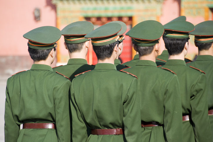 Article image for Expert warns Chinese development could develop to 'full-blown military crisis'