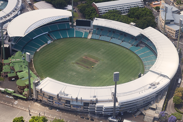 SCG poised to hold fourth Test in lieu of QLD