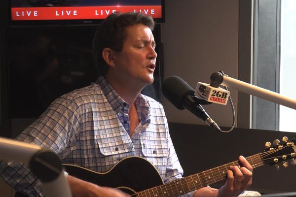 Ray Hadley listeners treated to exclusive Adam Harvey sneak-peek
