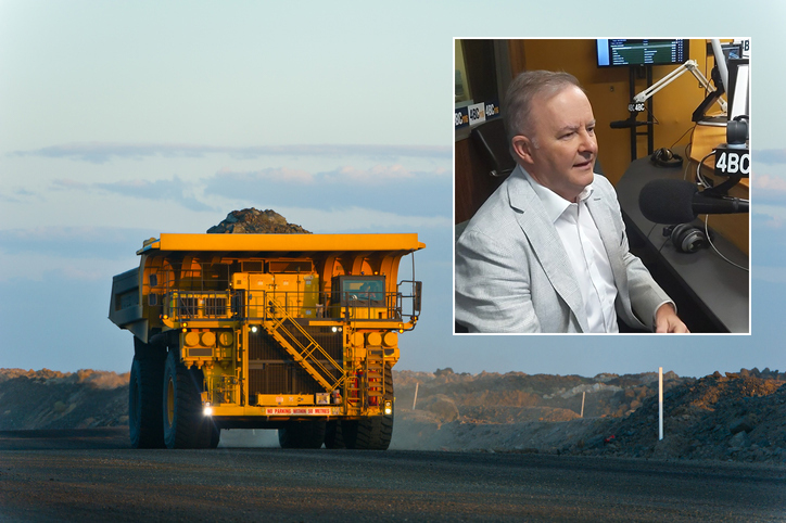 Article image for 'The state will see this through': Pressure on to approve New Acland Mine