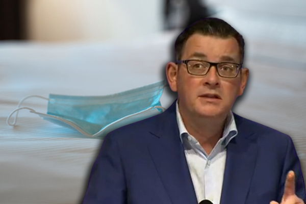 Article image for How Daniel Andrews' boasting is harming his state's COVID-19 response