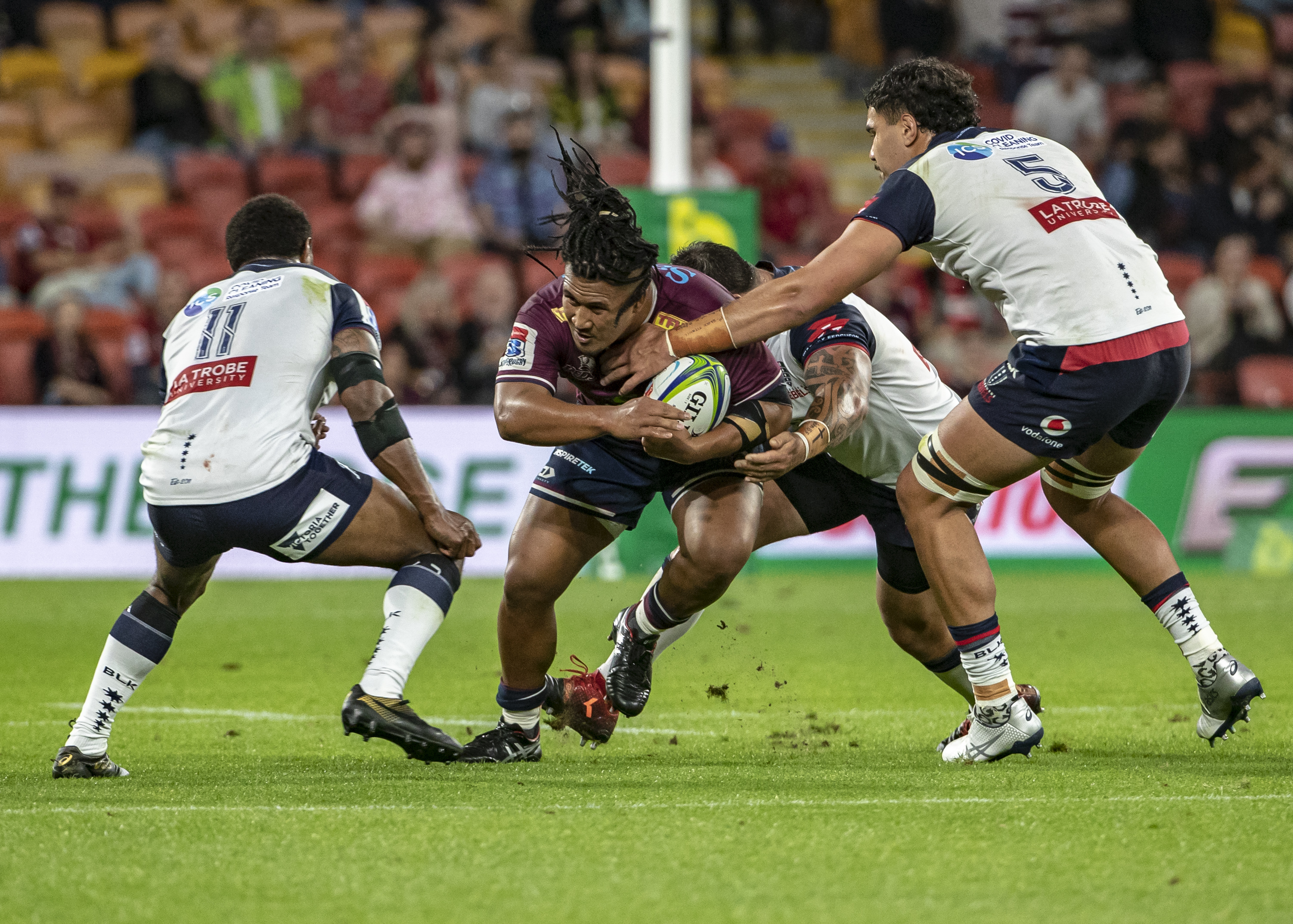 How Super Rugby can bring the code's 'tumultuous time' to an end