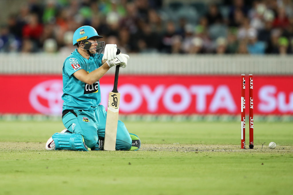 Article image for Finals match swerve gives 'a little more inspiration' to Brisbane Heat