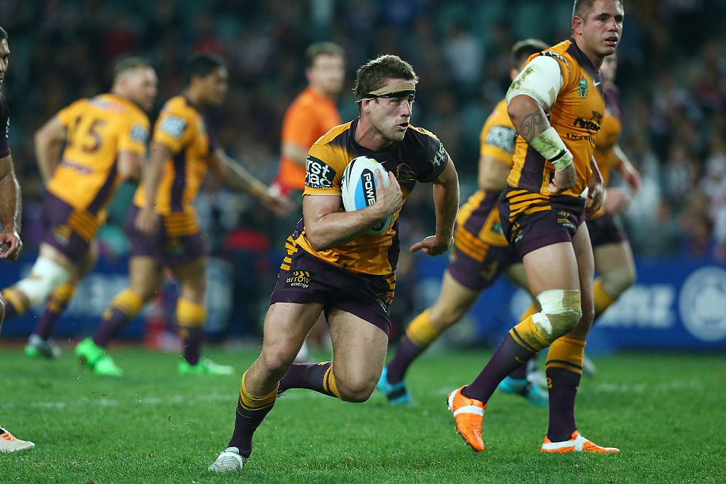 Article image for 'A big bonus for us': Dragons sign Andrew McCullough