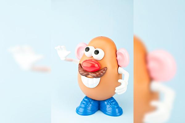 Mr Potato Head loses his honorific as Hasbro strives for gender inclusion
