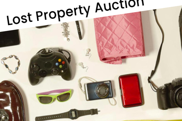Article image for Treasure trove of 'weird and wonderful' items left behind at Brisbane Airport up for auction