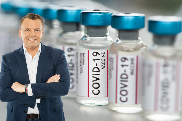 Article image for 'Are they crazy?': The numbers that worry Scott Emerson about the COVID-19 vaccine rollout