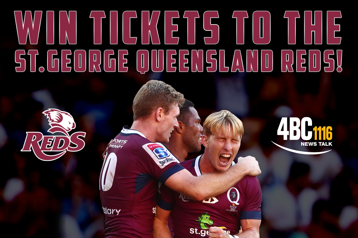 Win tickets to the St George Queensland Reds