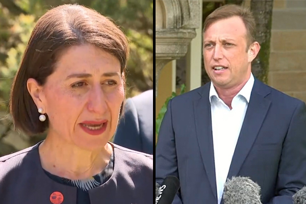 Article image for Deputy Premier doubles down, passes bill back to NSW