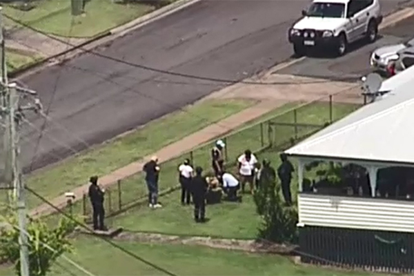 Article image for Police lay raft of charges after Sunnybank siege