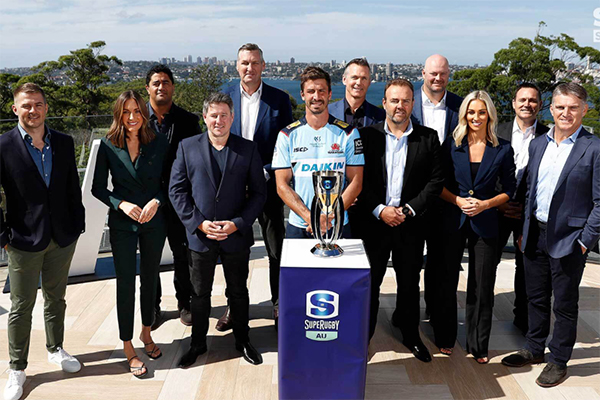 Morgan Turinui outlines new Super Rugby commentary personalities