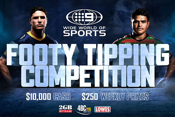 Footy Tipping is back! Register now