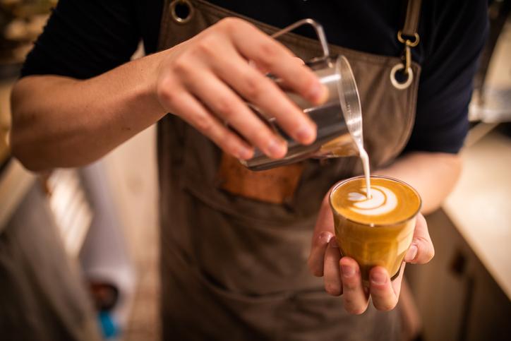Article image for 'King' Di Bella revolutionises Brisbane's coffee culture